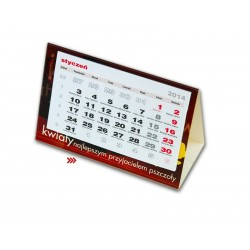 Kalendarz Biurkowy Standard 50 szt