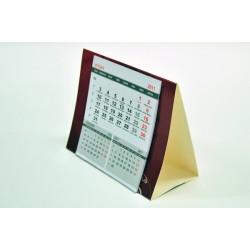 Kalendarz Biurkowy Karolina Klejony 50 szt
