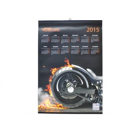 Kalendarz Ścienny 100szt A1