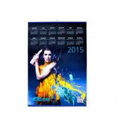Kalendarz Ścienny 200szt A2