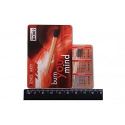 Kalendarz Kieszonkowy 500szt  Standard 300g